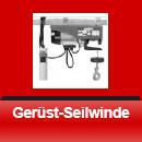 Gerüst-Seilwinde